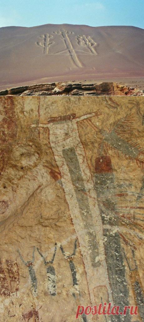 10 загадок археологии, которые, возможно, никогда не раскрыть / Всё самое лучшее из интернета