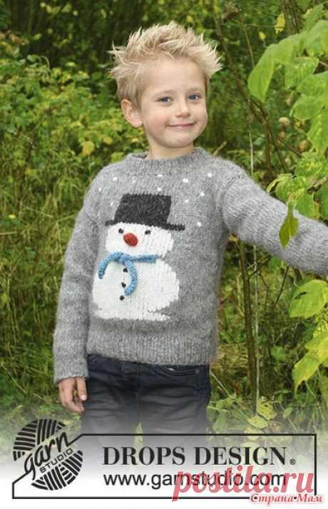 . Идеи от Drops для новогоднего вязания - Вязание - Страна Мам