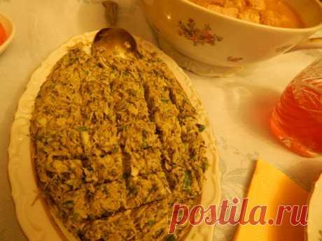 Пхали - овощная закуска на любой вкус и круглый год / 7dach.ru