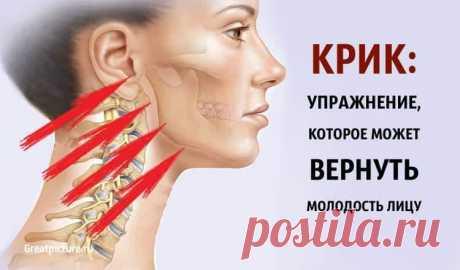 Упражнение, которое может вернуть молодость лицу   Красота и здоровье   Яндекс Дзен