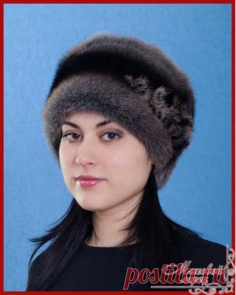 Сшить норковую шапку своими руками фото