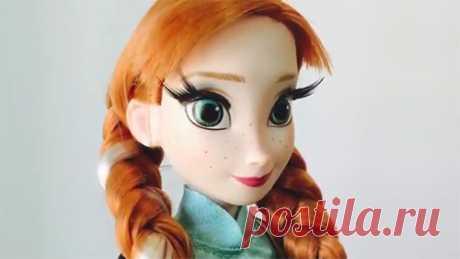 Как приклеить куклам накладные ресницы — Сделай сам, идеи для творчества - DIY Ideas