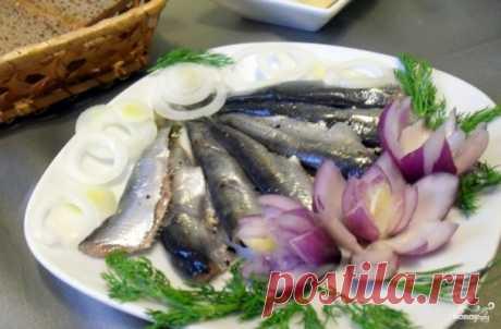 Мойва в горчичной заливке - пошаговый рецепт с фото на Повар.ру
