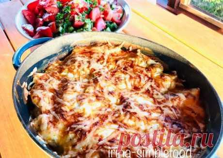 Судак, запечённый с картофелем - пошаговый рецепт с фото. Автор рецепта Irina Senina . - Cookpad