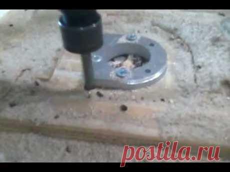 Самодельный станок с ЧПУ: обработка дюрали Д16 и Д16Т » Самодельные комплексы для ремонта
