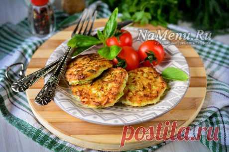 Котлеты из кабачков с рисом - самый вкусный рецепт с фото пошагово