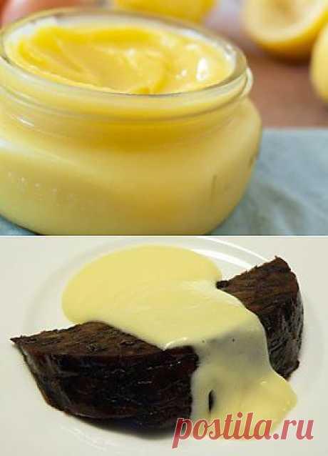 Лимонно-банановый крем / Кремы / TVCook: пошаговые рецепты c фото