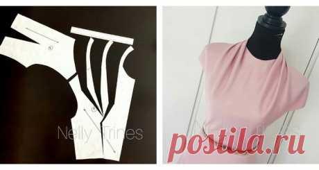 Красивая одежда: интересные и простые выкройки…Простые вещи,которые выглядят намиллион! — Мир интересного