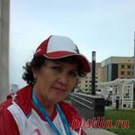 Farida Zamaletdinova