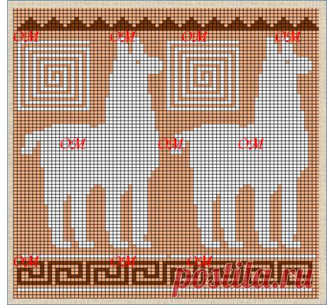 Новые жаккардовые схемы с разными видами лам - в копилку вязальщиц   Про мои рукоделочки и вкусняшки   Яндекс Дзен