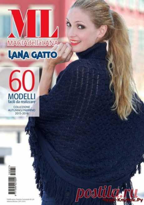ML - Magia della Lana 37 2015-2016 Winter | ✺❁журналы на чудо-КЛУБОК ❣ ❂ ►►➤Более ♛ 8 000❣♛ журналов по вязанию Онлайн✔✔❣❣❣ 70 000 узоров►►Заходите❣❣ %