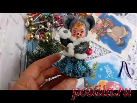 Обзор ватных куколок