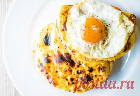 Уэльские гренки на завтрак — Sloosh – кулинарные рецепты