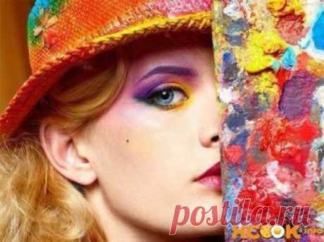 Цветотипы внешности (весна, лето, осень зима) - особенности макияжа для них