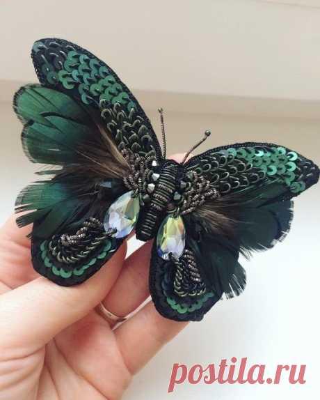 Las mariposas asombrosas de Okita Yumi