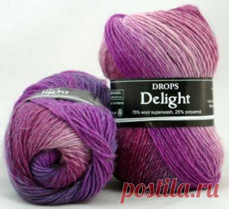 Пряжа Delight Print купить по выгодной цене с доставкой по Москве и России