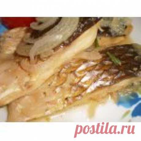 Пеленгас  в маринаде Кулинарный рецепт