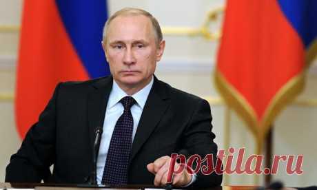 Путин ткнул носом запад в их собственную ложь