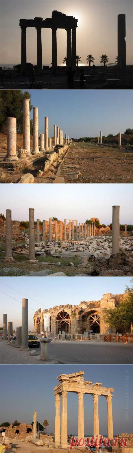 Греческая Турция / Туристический спутник