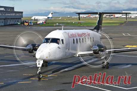 Фото GLR Beechcraft 1900 (C-FCMO) ✈ FlightAware