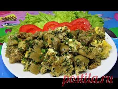 Баклажаны со вкусом Грибов за 15 минут Рецепт классная горячая и холодная закуска