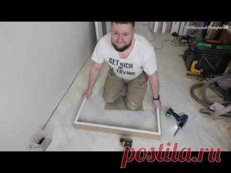 Как собрать дверную коробку самому