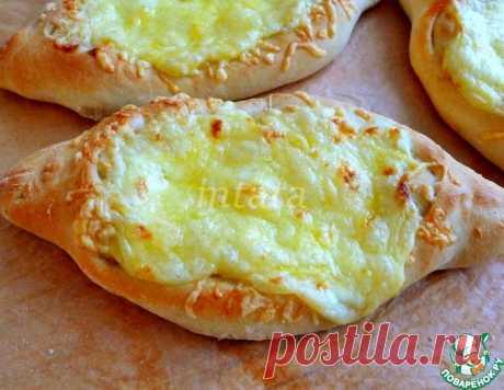 Турецкая сырная пицца – кулинарный рецепт