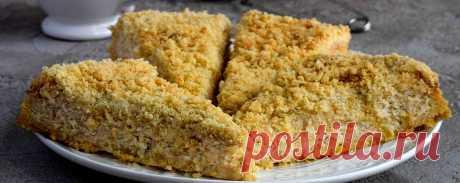 Тертый творожно-яблочный пирог • Пошаговый рецепт Тертый творожно-яблочный пирог — пошаговый рецепт приготовления с подробным описанием. Как приготовить дома и сделать вкусно и просто