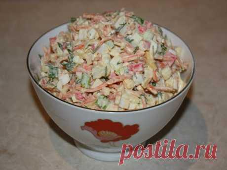 "Готовим вкусно - Салат ""Валерия"""