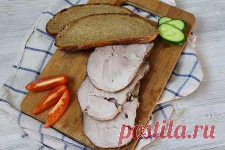 Домашняя буженина — Кулинарная книга - рецепты с фото