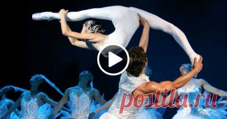 Еще никто не представлял «Лебединое озеро» так, как это сделал Великий китайский государственный цирк. Мастерству акробатов нет равных. Восхищение и восторг.