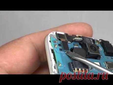 Galaxy S4 Mini Disassembly & Assembly GT-I9190/I9195