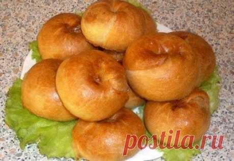 Бабушкины слоистые пирожки: бесподобно вкусные!