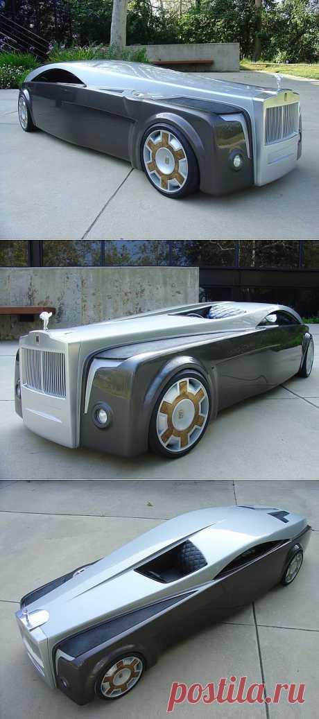 Фантастический Rolls-Royce Apparition - Фото - Калейдоскоп Эмоций