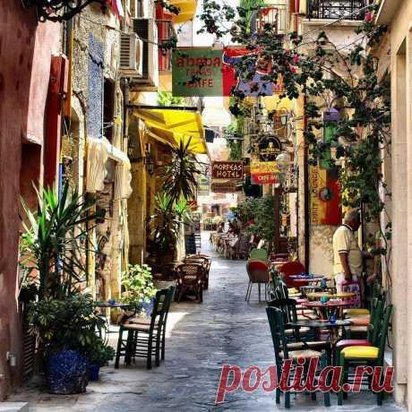 Ханья,Греция.