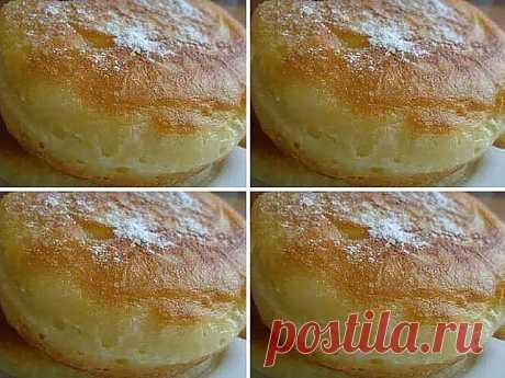 ¡La receta-bomba! \u000aOladushki resultan realmente muy pomposo y aéreo) \u000a\u000a1. 0,5 bancos del kéfir (se puede cualquiera-1 del %, graso, y más vale en general que ha estado esperando) \u000a2. El kéfir calentar que caliente sea es principal. \u000a3. Añadir la pulgarada de la sal + 2-3 art. de l. El azúcar (sin parte superior) es bueno mezclar +1 huevo y.\u000a4. Después añadir hasta 3 vasos del tormento y la corola es bueno amasar que la consistencia sea, como la crema agria espesa. \u000a5. Y 1 ch.l. La sosa sin parte superior (por echar un poco) y es bueno mezclar venchiko...