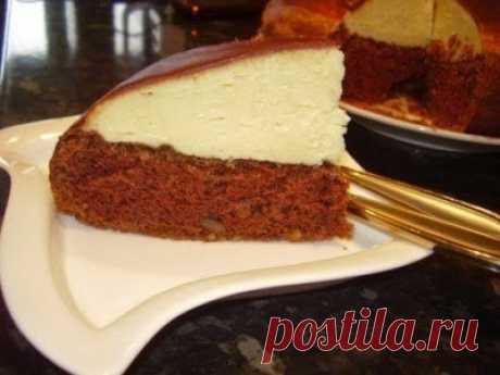 """Самые вкусные рецепты: Тортик """"Эскимо"""""""