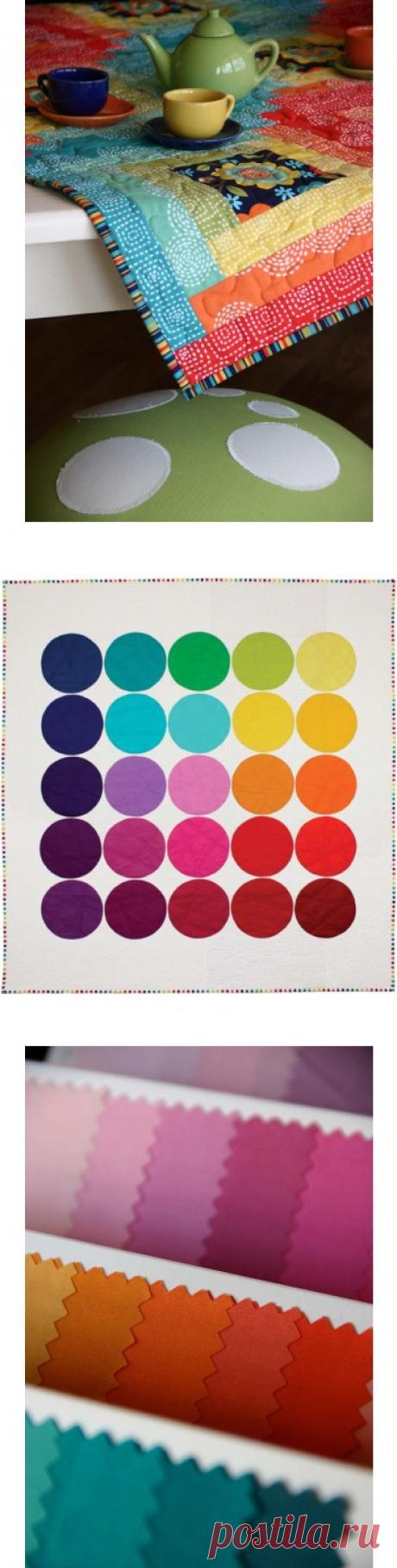 Michael Miller - ткани для пэчворка и не только | Журнал Ярмарки Мастеров