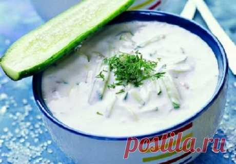 Кефиный суп для быстрого похудения