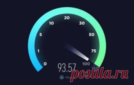Проверьте истинную скорость вашего интернет-соединения | Компьютерные хитрости | Яндекс Дзен