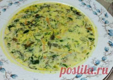 (13) Зелёные щи. Насколько просто - настолько же вкусно! - пошаговый рецепт с фото. Автор рецепта Sevil Musayeva . - Cookpad