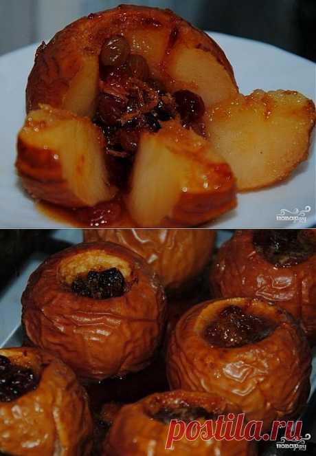 Яблочки в духовке - такие вы точно еще не пробовали!.