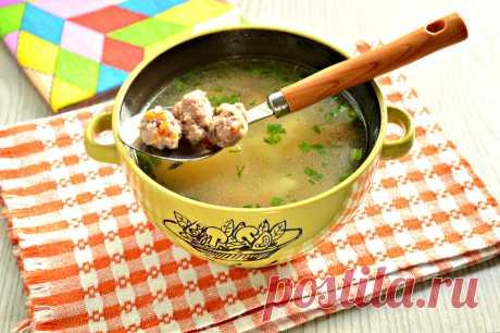 Суп с вермишелью - неплохо иметь в запасе несколько простых рецептов ;)