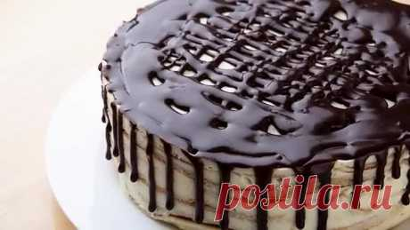 Торт быстрый