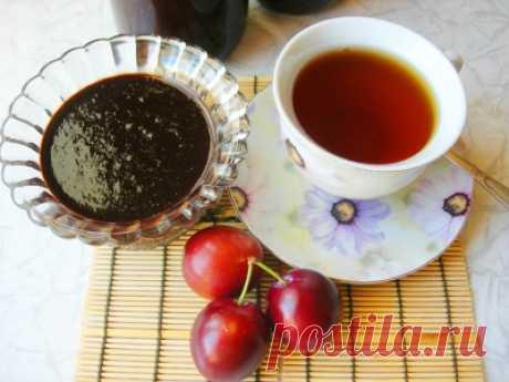 Сливово-шоколадное варенье. Рецепт со вкусом чернослива в шоколаде - Простые рецепты Овкусе.ру