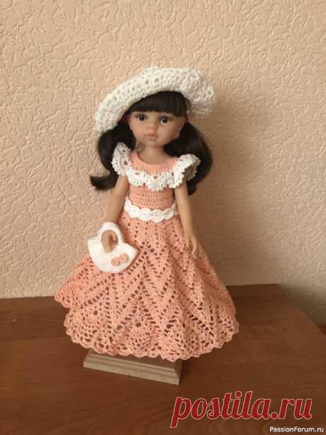Куклы Паола Рейна -моя любовь | Вязание спицами. Работы пользователей
