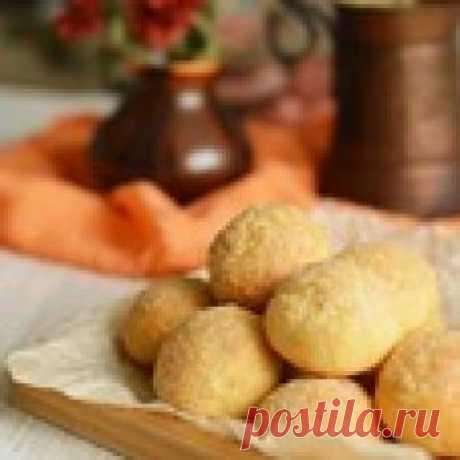 Печенье на кефире Кулинарный рецепт