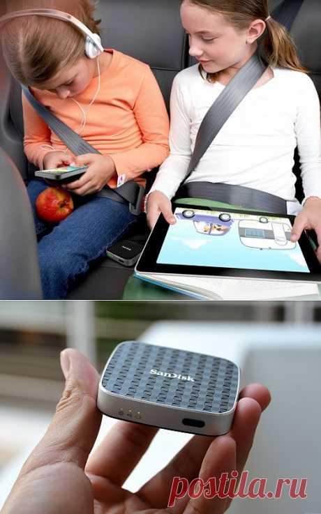 Как расширить память смартфона на 200 ГБ | Бандеролька