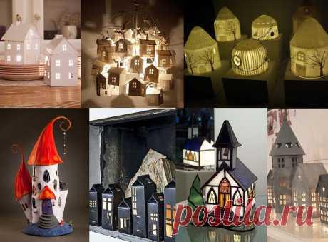 Создание новогоднего декора: 40 оригинальных и милых идей
