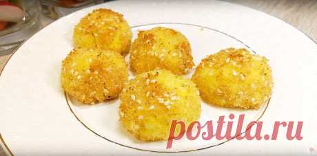 Такой картошки вы еще не ели! Простой рецепт, который попросят все подружки :) | Алена Митрофанова - рецепты. | Яндекс Дзен